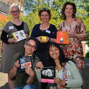 BoekStart Babyboekje van het jaar 2013 de jury