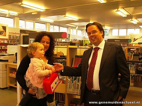 BoekStart in Zwartewaterland, foto www.genemuidenactueel.nl