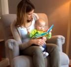 Voorlezen aan je baby, hoe doe je dat precies?