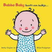 Babba Baby heeft een buikje...