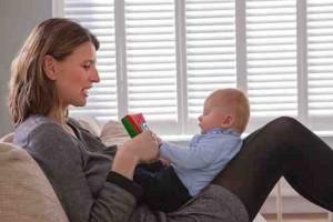 Lezen met een baby