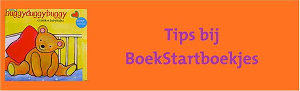 Tips bij BoekStartboekjes