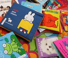 Boekjes in box