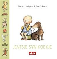 9789062731862 - Jentsje syn koekje - Barbro Lindgren - Eva Eriksson - Afuk