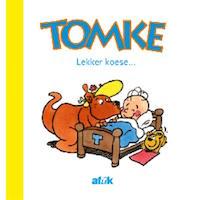 9789492176066 - Tomke Lekker koese - Luuk Klazenga - Afuk