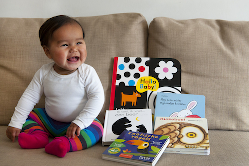 Baby Melia met shortlist (c) Janiek Dam 2015