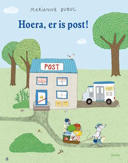 9789045118239 Hoera er is post Marianne Dubuc Querido