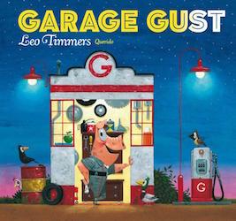 KIDDO-Leespluim voor Garage Gust van Leo Timmers