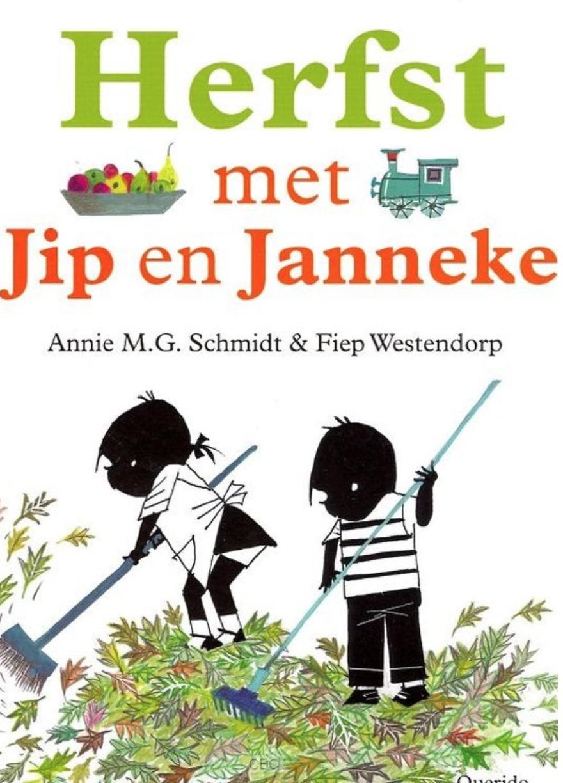 Herfst met Jip en Janneke | Annie M.G. Schmidt