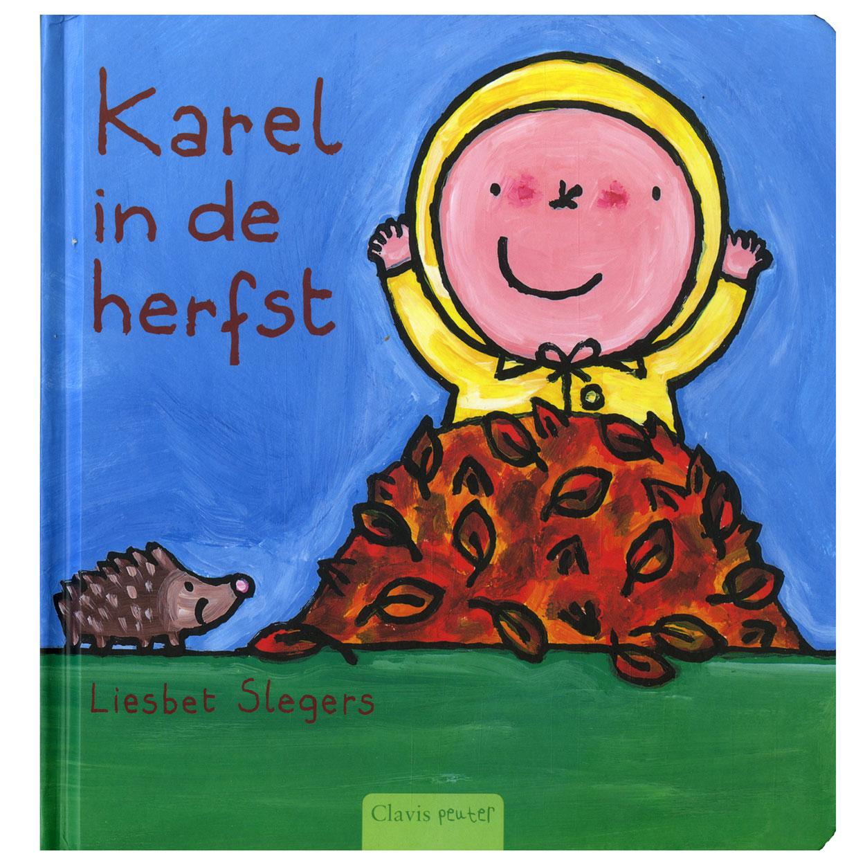 Karel in de herfst | Liesbet Slegers