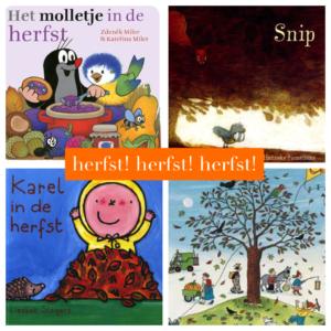BoekStart Top 10 – Herfstboekjes voor je baby, peuter of kleuter 🍁