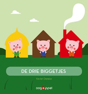 De drie biggetjes - Xavier Deneux - Oogappel