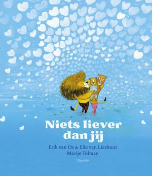 9789045119687 Niets liever dan jij Erik van Os Elle van Liesthout Marije Tolman Querido