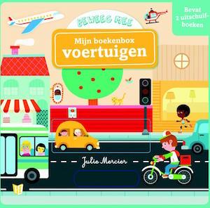 9789025113438 Mijn boekenbox voertuigen Julie Mercier Holland