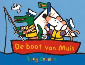 9789025872106 De boot van Muis Lucy Cousins Leopold
