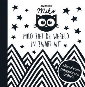 9789002262876 Milo ziet de wereld in zwart-wit Rowena Blyth Oogappel
