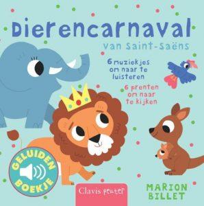 De hypnotiserende deuntjes uit het Dierencarnaval van Saint-Saëns laten je dreumes op een magische wijze kennismaken met verschillende dieren en de daarbij passende instrumenten