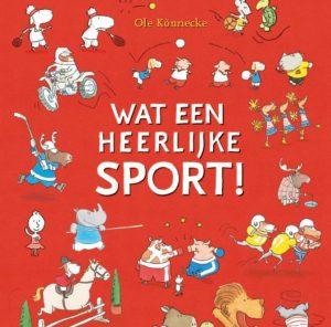 In Wat een heerlijke sport! leer je dat je heus niet alleen hoeft te kiezen uit voetbal of ballet als je eindelijk op les mag. Al zijn die sporten natuurlijk wel heel leuk, maar wat dacht je van kunstschaatsen?