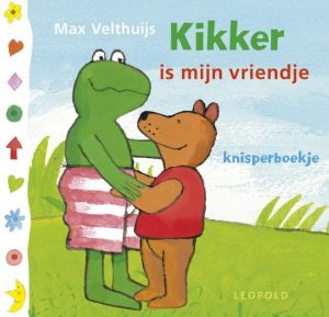 Kikker gaat langs bij al zijn vriendjes en je baby kijkt gezellig mee. Maak op vrolijke wijze kennis met zijn maatjes Haas, Eend en Varkentje.