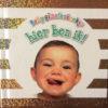 Babyglinsterboekje: Hier ben ik!