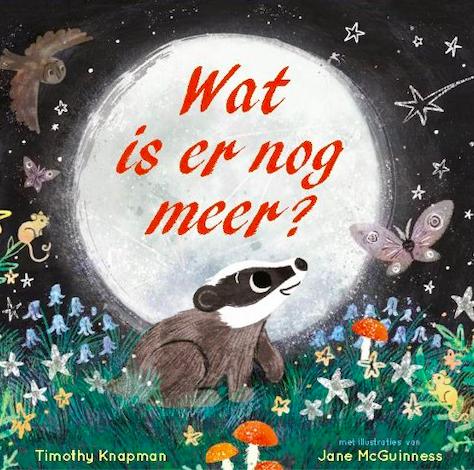 Onze lentetip voor kleuters is 'Wat is er nog meer?' van Timothy Knapman en Jane McGuinness.