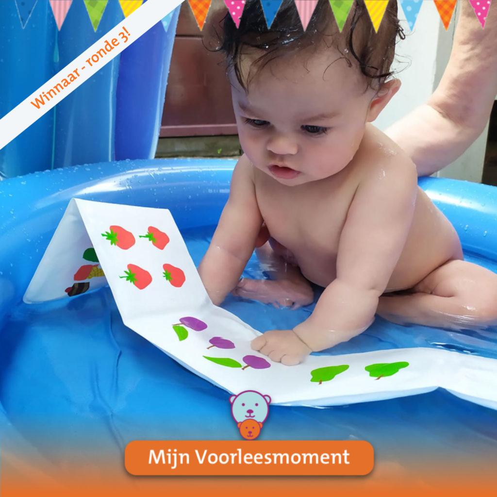 Winnaar Zomerwedstrijd 2019 - ronde1 - Marloes van Nieuwenhuizen