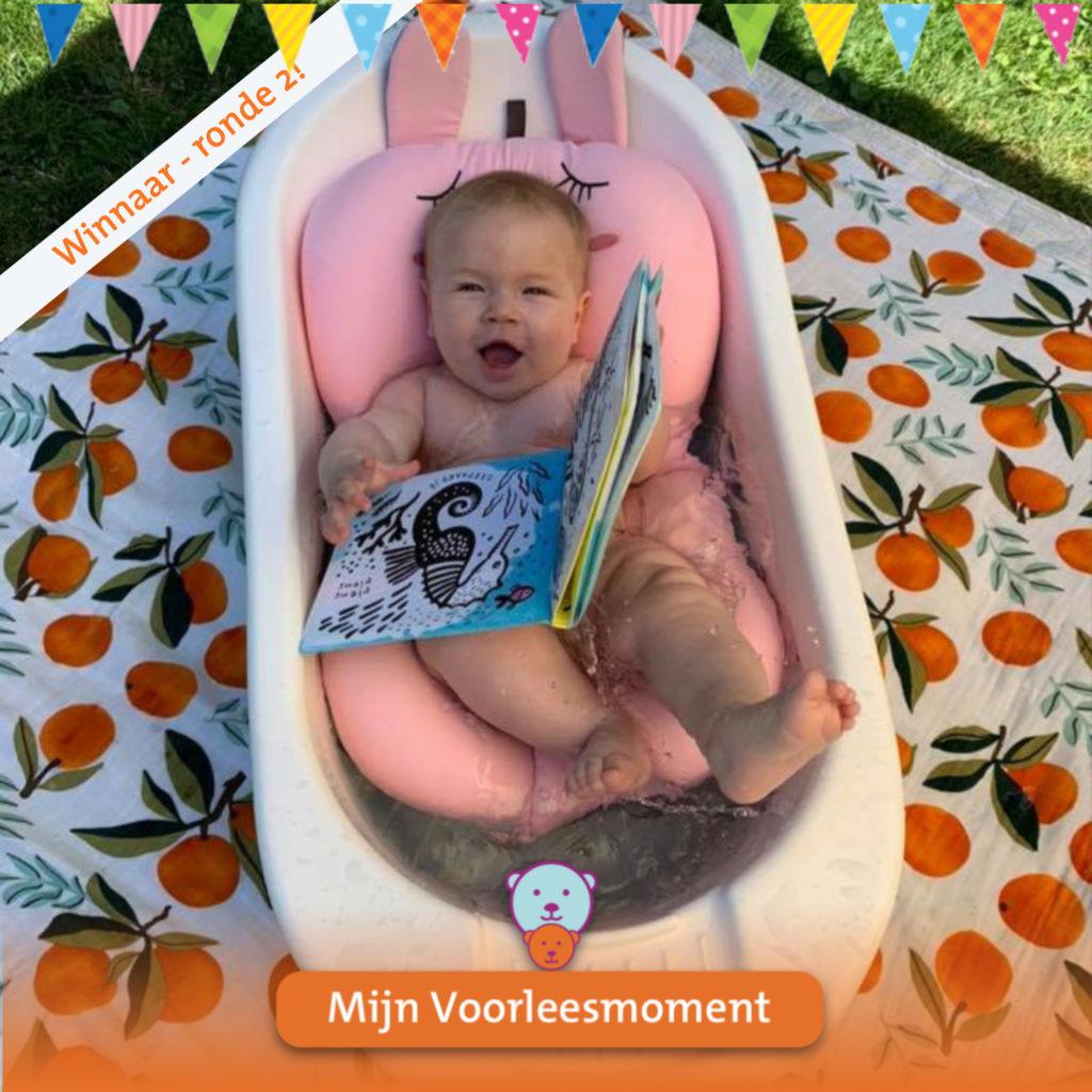 Winnaar Zomerwedstrijd 2019 - ronde2 - Jana Silkens