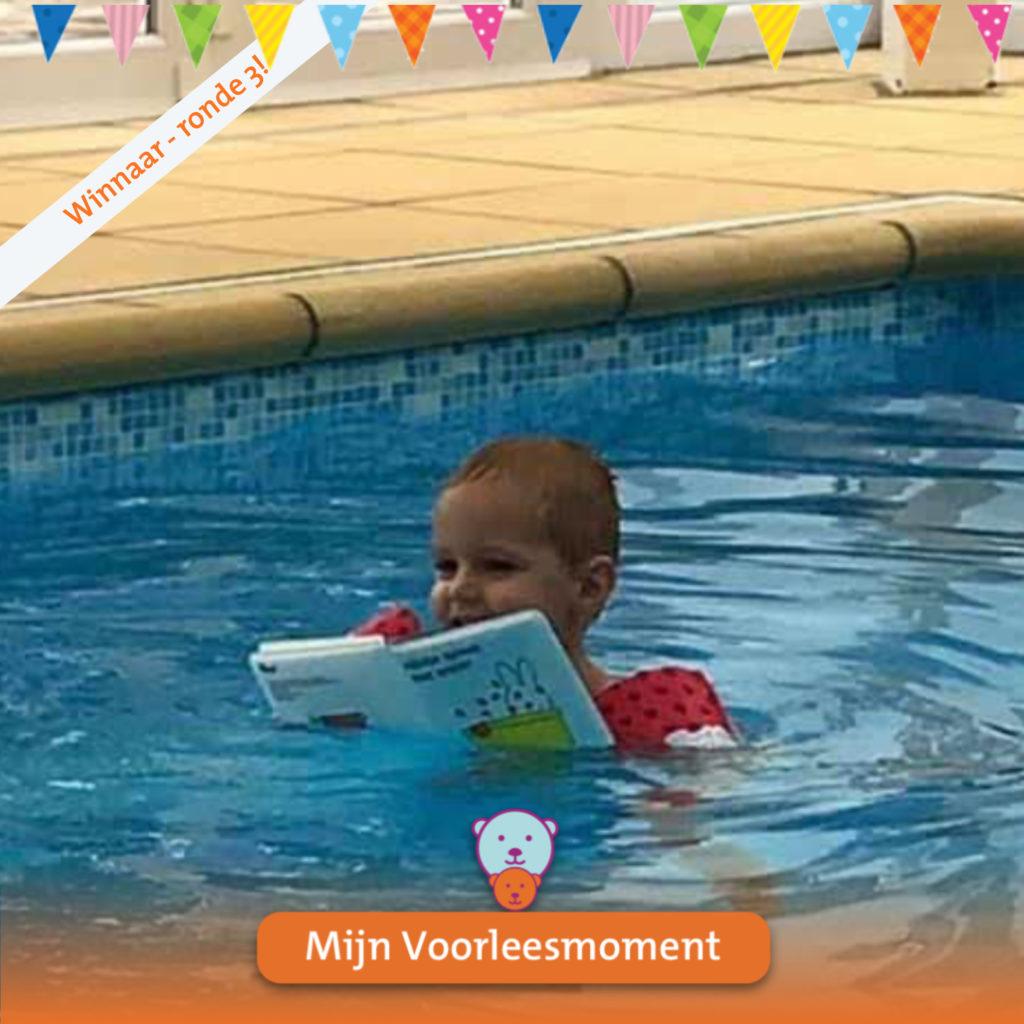 Winnaar Zomerwedstrijd 2019 - ronde3 - Martiene Vosselman-Geitenbeek
