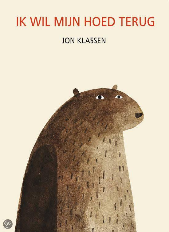 'Ik wil mijn hoed terug' van Jon Klassen is onze boekentip voor je kleuter (uitgeverij Gottmer).
