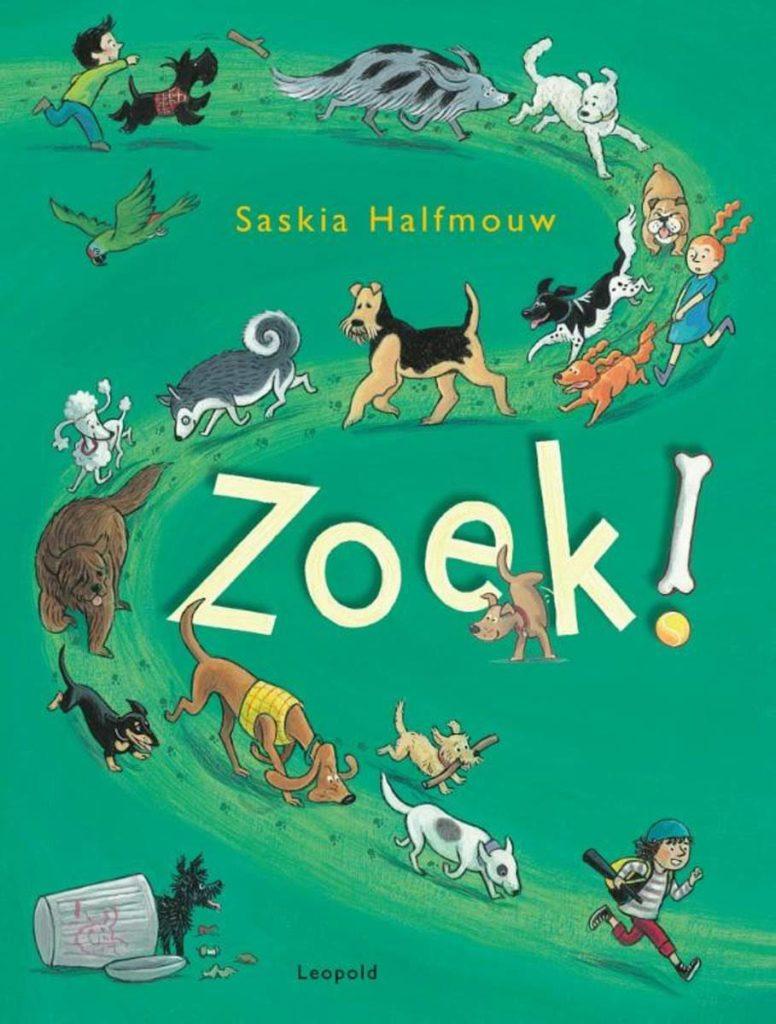 'Zoek!' van Saskia Halfmouw.