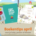 BoekStart boekentips voor je baby, peuter of kleuter
