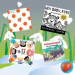 Nieuwe boekentips februari voor je baby, dreumes, peuter of kleuter