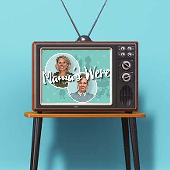 Kimberley en Sanne van Mama's wereld op RTL 4.