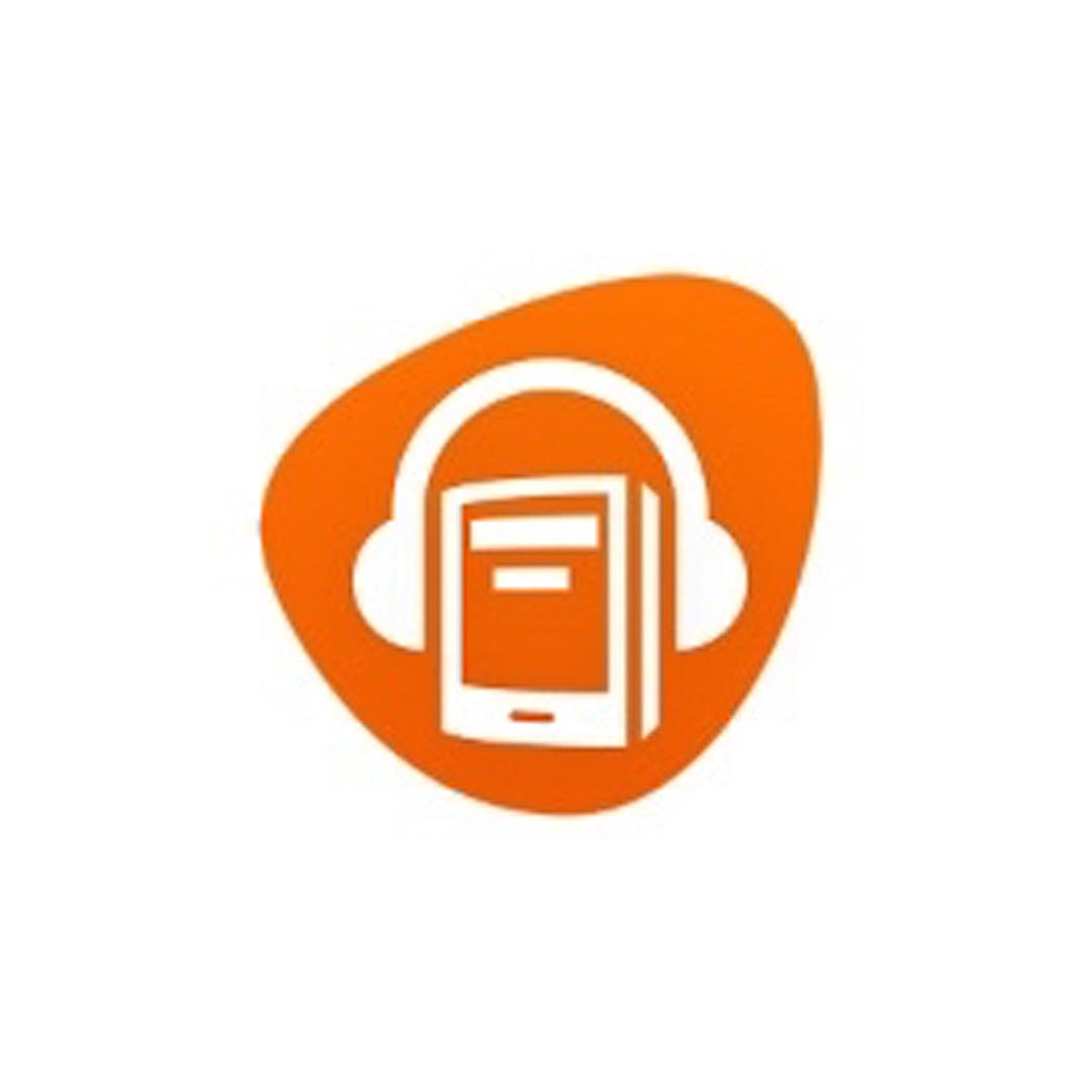 Logo Luisterboeken en e-books
