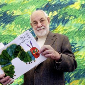 Kinderboekenschrijver Eric Carle overleden