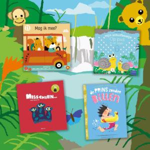 Nieuwe spannende boekentips voor je baby, peuter of kleuter. Thema: op avontuur!