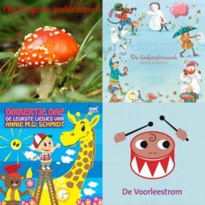BoekStart Top 10 – Herfstliedjes voor je baby, peuter of kleuter 🍁