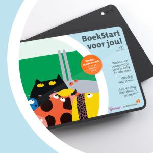 E-magazine 'BoekStart voor jou!' (nr.  31) staat klaar